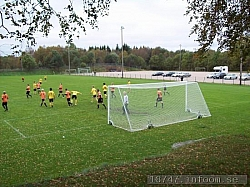 Här en matchbild mot Fritsla IF hemma säsongen 2010.