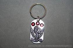 OV057 Dragon key: Nyckelring med en drake...50:-