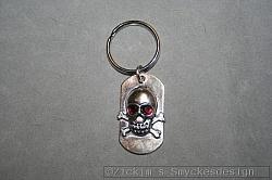 OV058 Death key: Nyckelring med en döskalle...50:- SÅLD