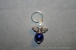 BC052 Barncancerängel 52: Ängel med litennyckelring...finns att köpa hos Studio Mini SÅLD