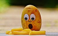 Rolig Potatisbild