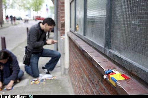Legoarbetare