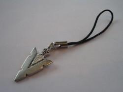 MO015 Mobile arrow: Mobilsmycke med en pilspets...59:- SÅLD För att se en större bild, klicka på denna länk.