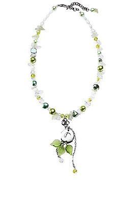 Du hittar detta smycke under fliken halsband
