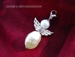 OV004 Cream angel: Ängel hänge...58:- SÅLD  Lägg till bildtext textarea cant be used in forms style=