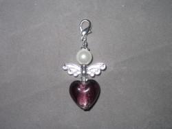 OV014 Heart angel: Ängel hänge...45:- SÅLD  För att se en större bild, klicka på denna länk.