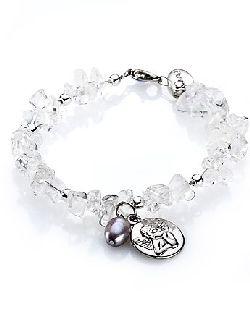 AR001 Crystal: Armband med