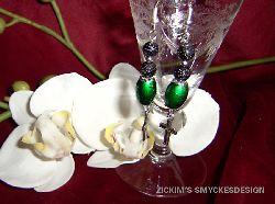 SE019 Drizzle cross: Örhängena till armbandetSÅLD