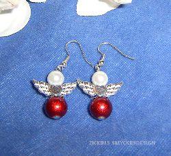 OR006 Angel ear: Örhängen med änglar...60:- SÅLD  För att se en större bild, klicka på denna länk.