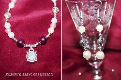 SE007 Diamond: Halsband med en
