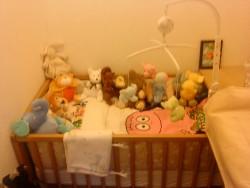 mitt första rum innan vi flyttade(humlan thn)