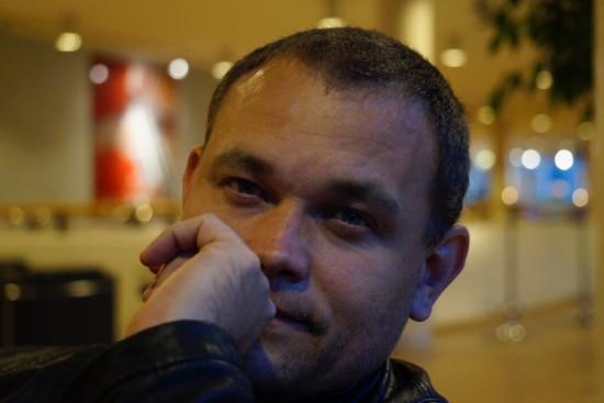 Johan Jönsson konstnär och verksamhetsledare