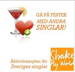 Shake my world  Shake my world