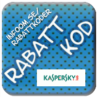Kaspersky  Rabattkod