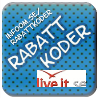 Liveit.se Rabattkod