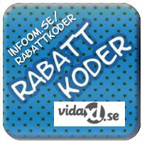 VidaXL  Rabattkod
